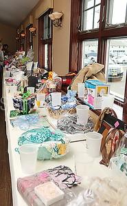 beach deborah hospital gift auction..