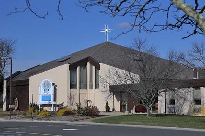 Church of the Epiphany 615 Thiele Rd., Brick (MARK R. SULLIVAN /THE OCEAN STAR)