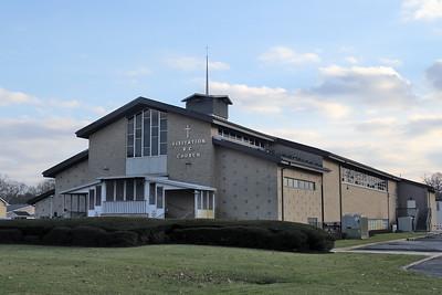 VISITATION ROMAN CATHOLIC CHURCH 730 Lynnwood Rd. Brick (MARK R. SULLIVAN /THE OCEAN STAR)