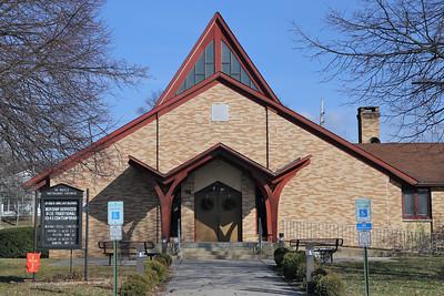 ST PAUL UMC CHURCH 714 HERBERTSVILLE RD., Brick (MARK R. SULLIVAN /THE OCEAN STAR)