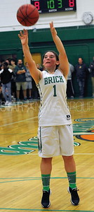 BRICK GIRL'S VARSITY BASKETBALL 2017-18 VS BRICK MEMORIAL HIGH SCHOOL