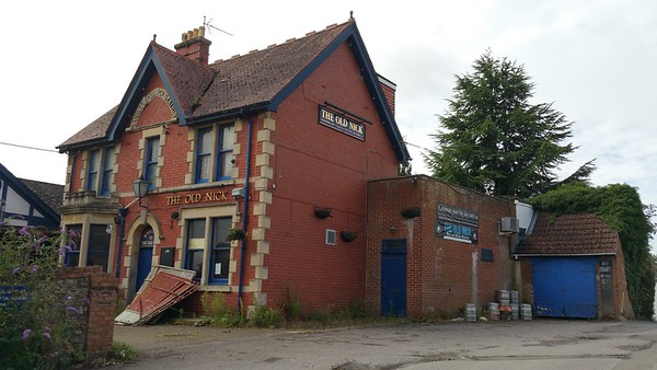 I have yet to find out what will happen to this pub..will it open again?