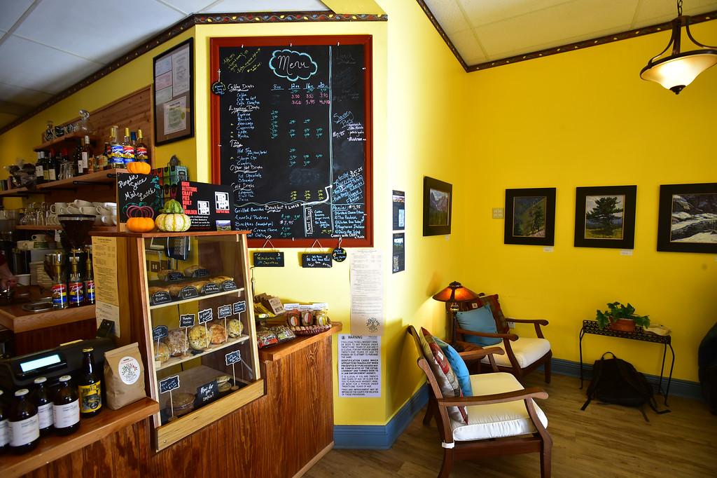 . Interiors of the Old Oak Coffeehouse in Niwot Paul Aiken Staff Photographer Nov 8, 2017