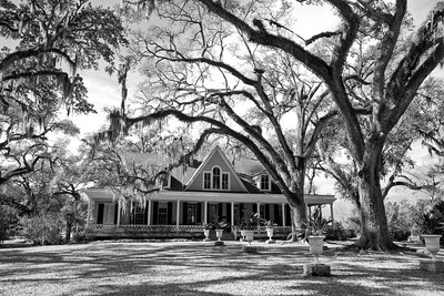 Butler Greenwood Plantation, cicra 1790's, St. Francisville, Louisiana
