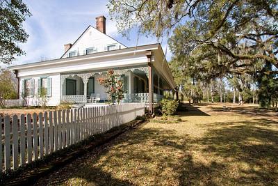 The Myrtles Plantation (circa 1796) in St. Francisville, Louisiana is one of the most haunted houses in America.