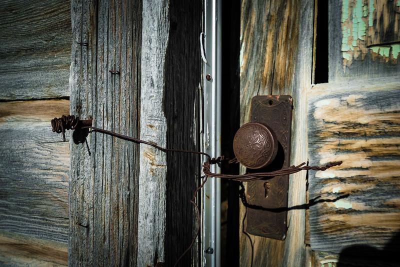 No Key Door