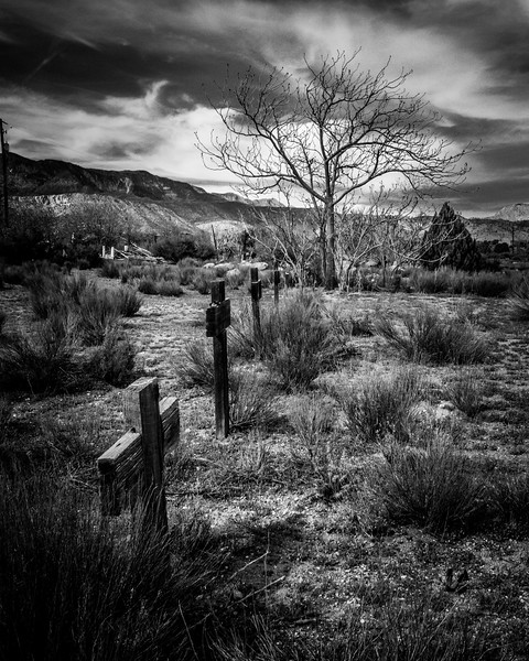 Silver Reef Cemetary