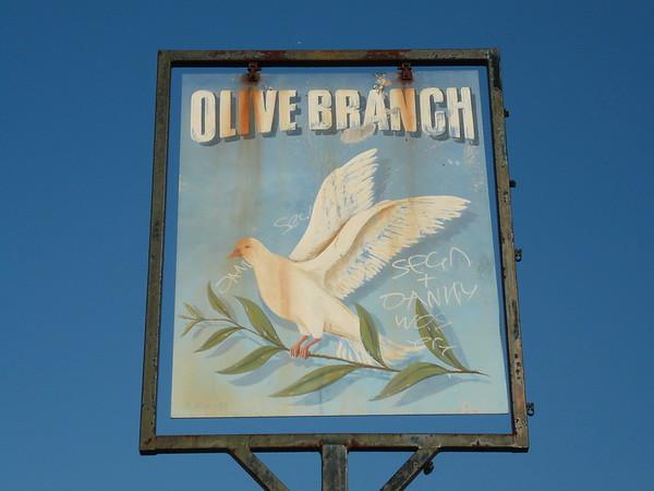Ye olde signage