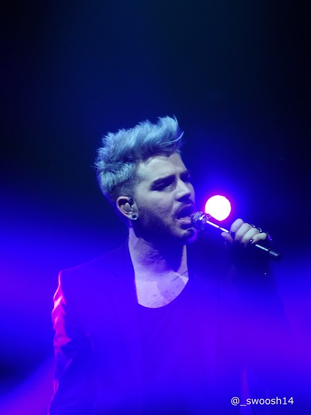 Adam Lambert The Original High Tour Munich 2016