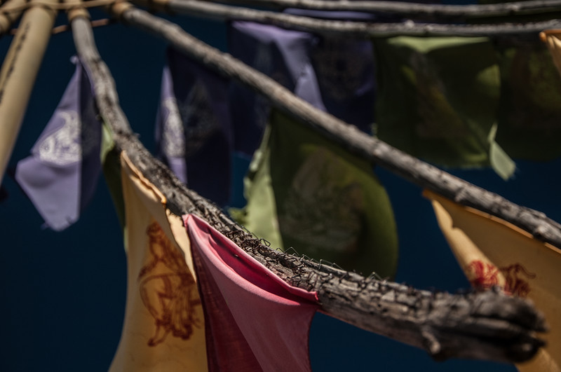 Lama Prayer Flags