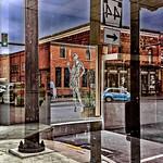 Window Art, Vacant Store