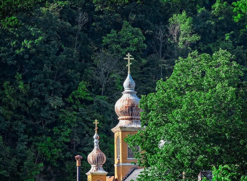 Eastern Orthodox  Steeples