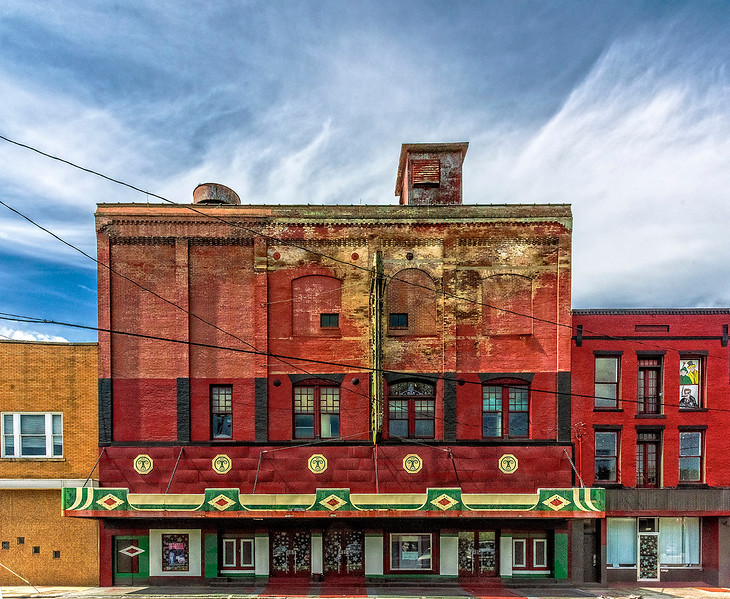 Coyle Theater Street View
