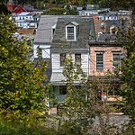 Mahanoy City  Seen from Hill