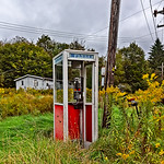 Phone Booth, Route 487