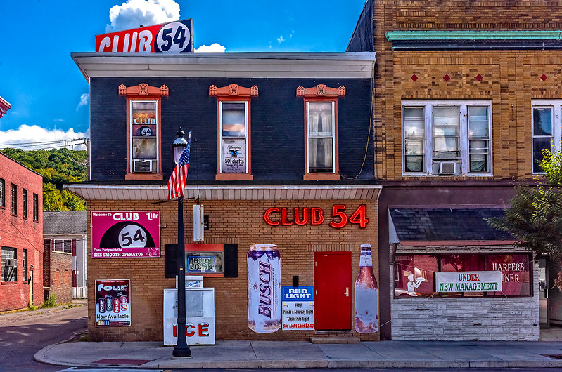 Club 54, Mahanoy City