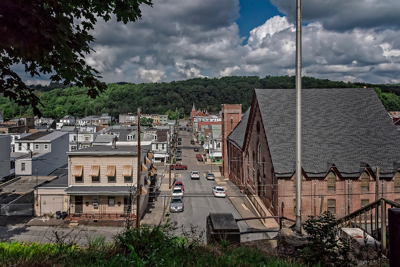 Mahanoy City View