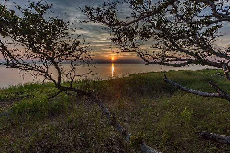 Pamlico Sound Sunset
