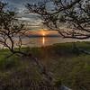 Pamlico Sound Sunset