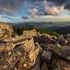 Blackrock Summit Sunset