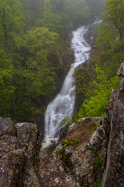 Whiteoak Falls - Upper