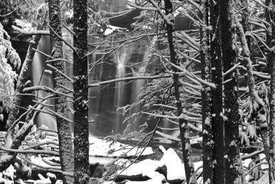 Blackwater Falls SP + Elekala falls, Winter '09