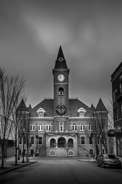Fayetteville Courthouse #1