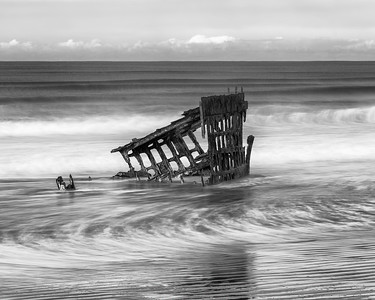 The Wreck of the Peter Iredale, 1906