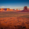 Monument Valley - the valley  (April 2014)