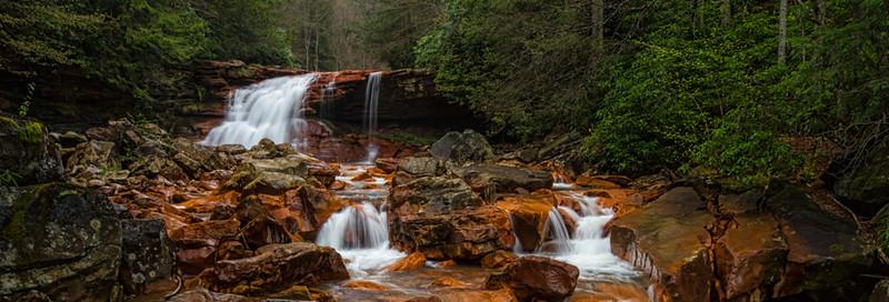 Kennedy Falls Pano
