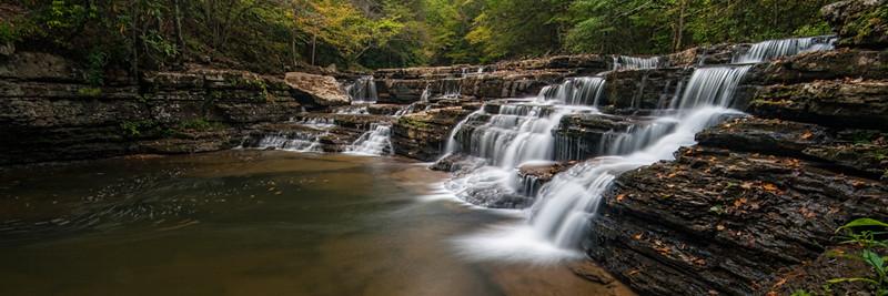 Campbell Falls Pano