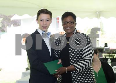 2018 Awarding of diplomas