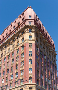 Heritage Dominion Building in Second Empire Style in Vancouver – West Hastings Street, Vancouver, Canada