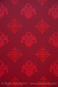 Vintage Wallpaper - Historic Pattern from 18th century