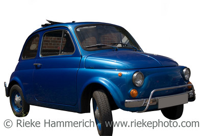 Vintage and Subcompact Fiat - Nice italian car for the whole family