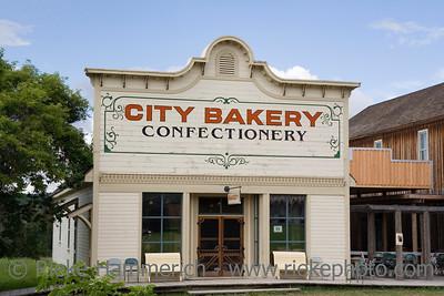 vintage bakery - on a sunny day - adobe RGB