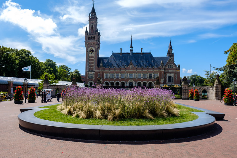 The Peace Palace Summer 2016