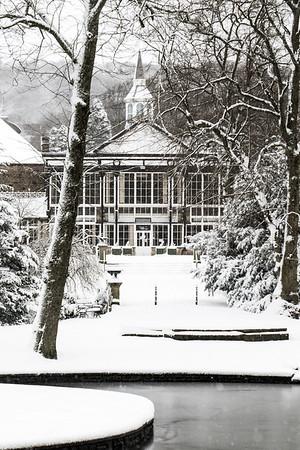 Winter ,Buxton