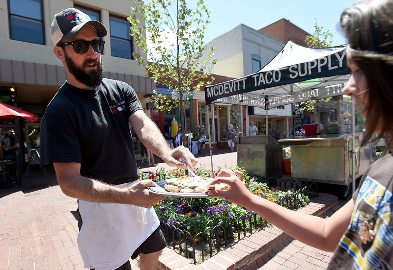 The Pearl Street Mall Turns 40-years-old