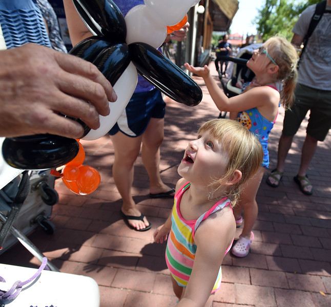 Pearl Street Mall is 40-years-old