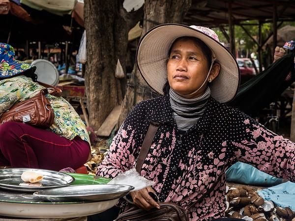Market Vendor