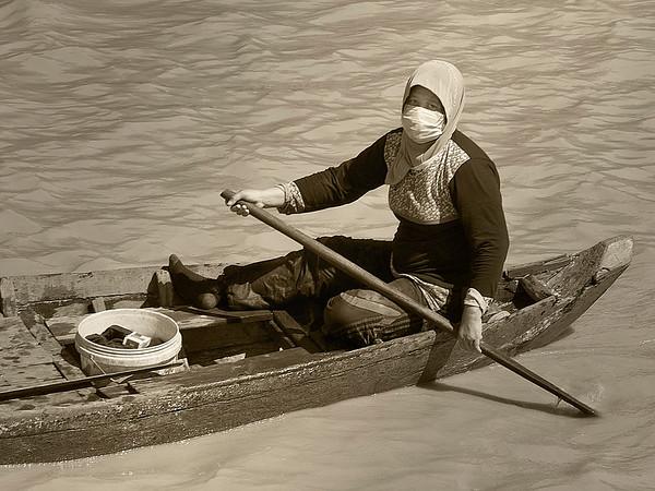 Tonle Sap - Lake Lady