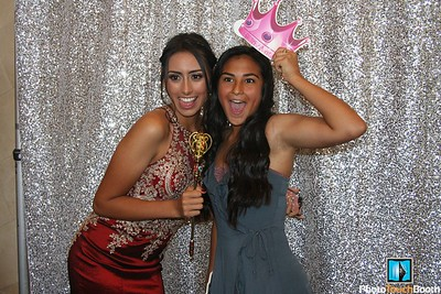 Sweet 16 party at the Valencia Country Club