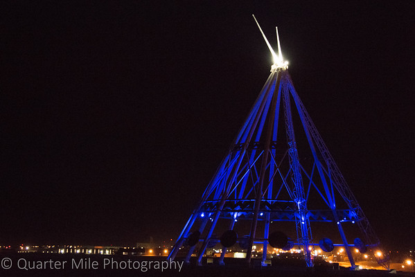 World's Largest Teepee