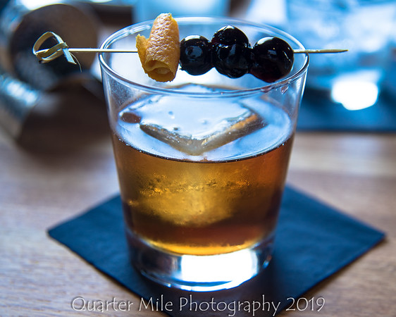 Seventh Hour Social Old Fashioned