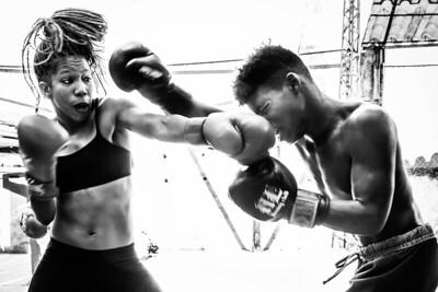 Boxing Cuba