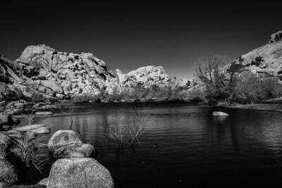 Barker Dam,