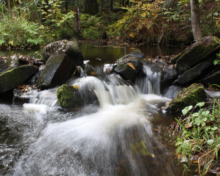 """In a New Light Pioneers: Dan, 15 - """"Little Waterfall"""""""