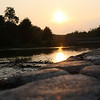 """In a New Light Pioneers: Michael, 17 - """"Sunset on the River"""""""