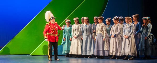 The Pirates of Penzance Directed by Mike Leigh, performed by English National Opera (c) Tom Bowles